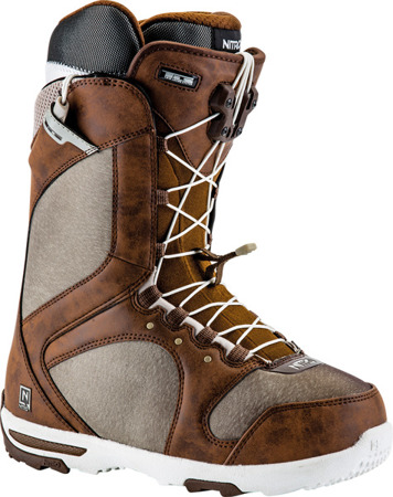 BUTY SNOWBOARDOWE NITRO 16/17 MONARCH TLS CHOCOLATE WARM GREY