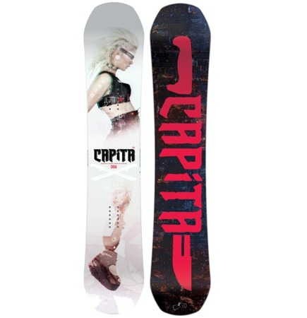 DESKA SNOWBOARDOWA CAPITA 16/17 DEFENDERS OF AWESOME