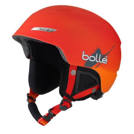 KASK BOLLE 16/17 B-YOND SOFT Red Gradient