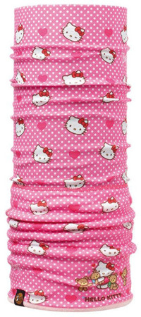 BUFF POLAR JUNIOR HELLO KITTY HEARTS AND DOTS