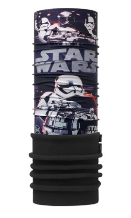 BUFF POLAR JUNIOR STAR WARS FIRST ORDER BLACK