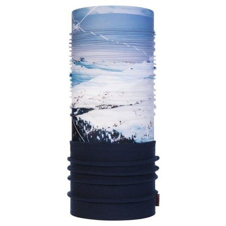 BUFF POLAR Mont Blank Blue