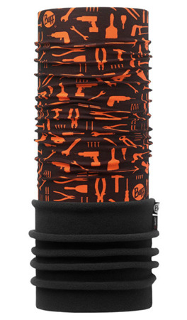 BUFF POLAR PROTECTION TOOLS ORANGE FLUOR