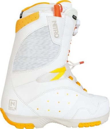 BUTY SNOWBOARDOWE NITRO 13/14 CROWN TLS ORANGE