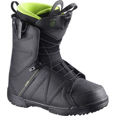 BUTY SNOWBOARDOWE SALOMON 15/16 FACTION BLACK