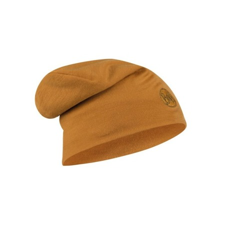 CZAPKA BUFF MERINO HEAVYWEIGHT HAT Solid Camel