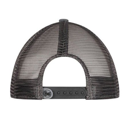 CZAPKA BUFF TRUCKER CAP Burj Black