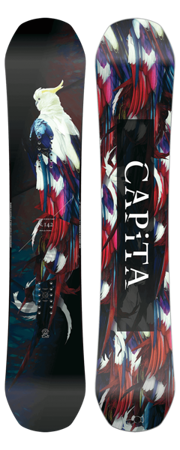 DESKA SNOWBOARDOWA CAPITA 17/18 BIRDS OF A FEATHER