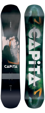 DESKA SNOWBOARDOWA CAPITA 18/19 DEFENDERS OF AWESOME