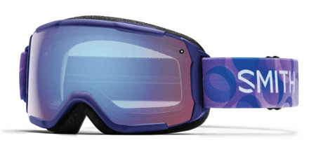 GOGLE SMITH 16/17 GROM Ultraviolet Dollop / Blue Sensor Mirror