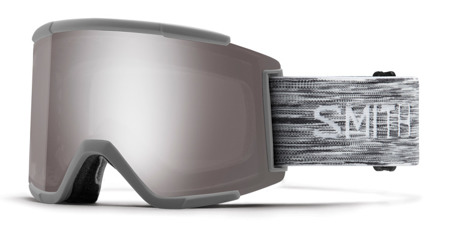 GOGLE SMITH SQUAD Cloudgrey 2YQ - Sun Platinum Mirror / Std. Yellow 2020