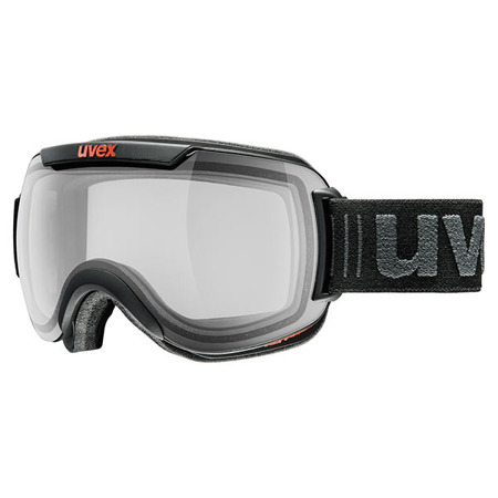GOGLE UVEX 16/17 DOWNHILL 2000 VP X - BLACK 55/0/111/2121