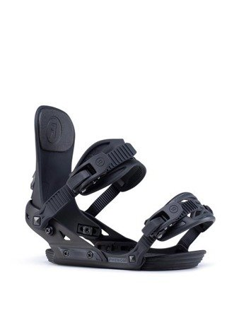 JUNIORSKIE WIĄZANIA SNOWBOARDOWE RIDE 19/20 PHENOM Black