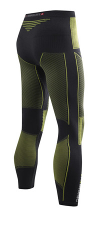 KALESONY TERMICZNE X-BIONIC ENERGY ACCUMULATOR EVO Charcoal/Yellow
