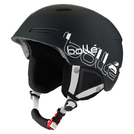 KASK BOLLE 16/17 B-YOND SOFT Black-White