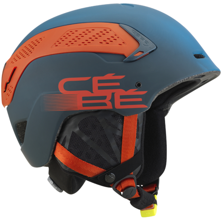 KASK CEBE 16/17 TRILOGY Blue Red