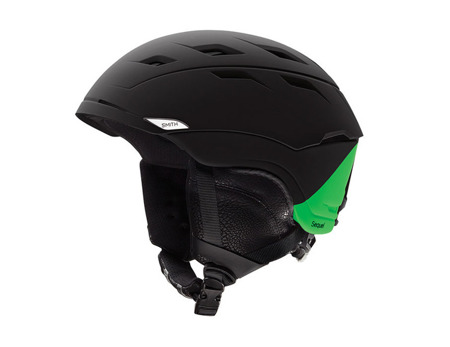 KASK SMITH 17/18 SEQUEL Matt Black Split