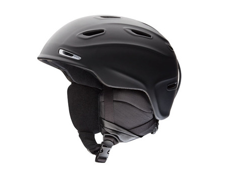 KASK SMITH ASPECT Matte Black 2020