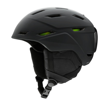 KASK SMITH MISSION Matte Black 2020