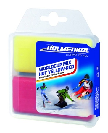 SMAR HOLMENKOL WORLDCUP MIX HOT Yellow-Red
