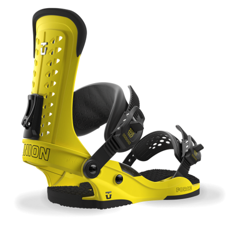 WIĄZANIA SNOWBOARDOWE UNION 17/18 FORCE YELLOW