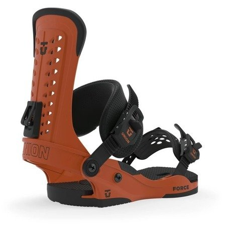 WIĄZANIA SNOWBOARDOWE UNION 19/20 FORCE ORANGE