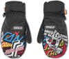 RĘKAWICE SNOWBOARDOWE THIRTY TWO SCREAMING MITT Black